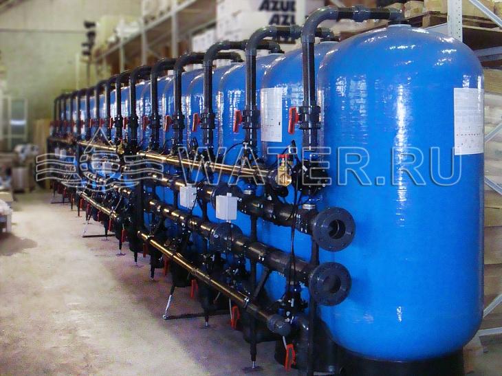 станция водоподготовки hydra filter eim25/15